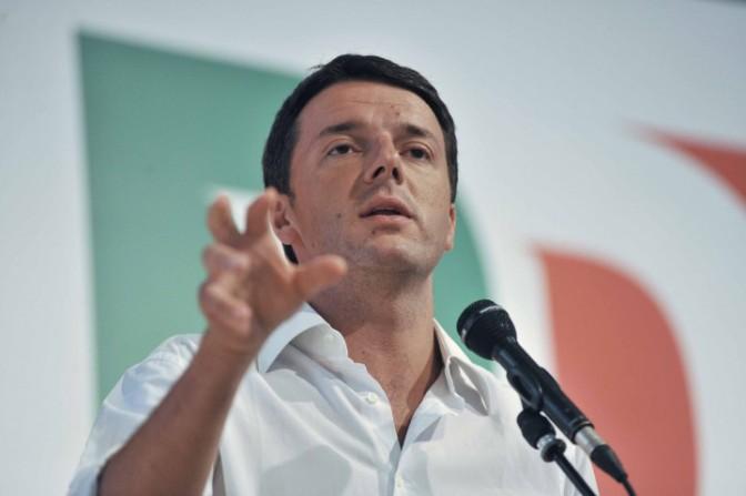 Riparto da Renzi