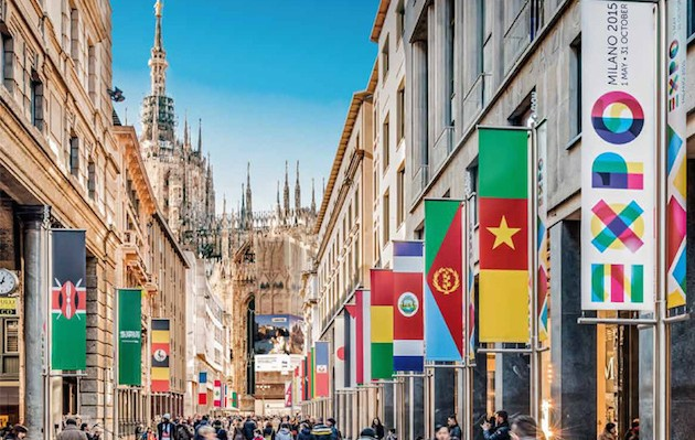 Milano deve continuare a cambiare. La ripresa italiana parte da Milano, abbiamo il dovere di vincere!