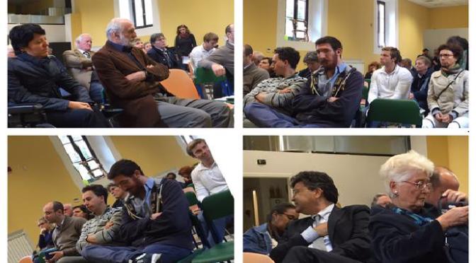 Milano Domani Municipi 10 ottobre 2015 CAM Romana, Zona 1: un successo di pubblico e idee