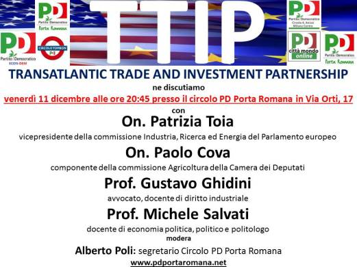 TTIP PD Porta Romana 11.12.2015