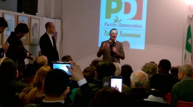 Le foto dell'incontro al Circolo PD Porta Romana tra Beppe Sala e il comitato Noi Nuovi Cittadini